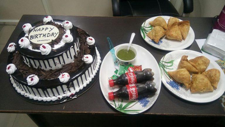 Birthday Celeberation