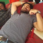 Organising Blood Donation Camp