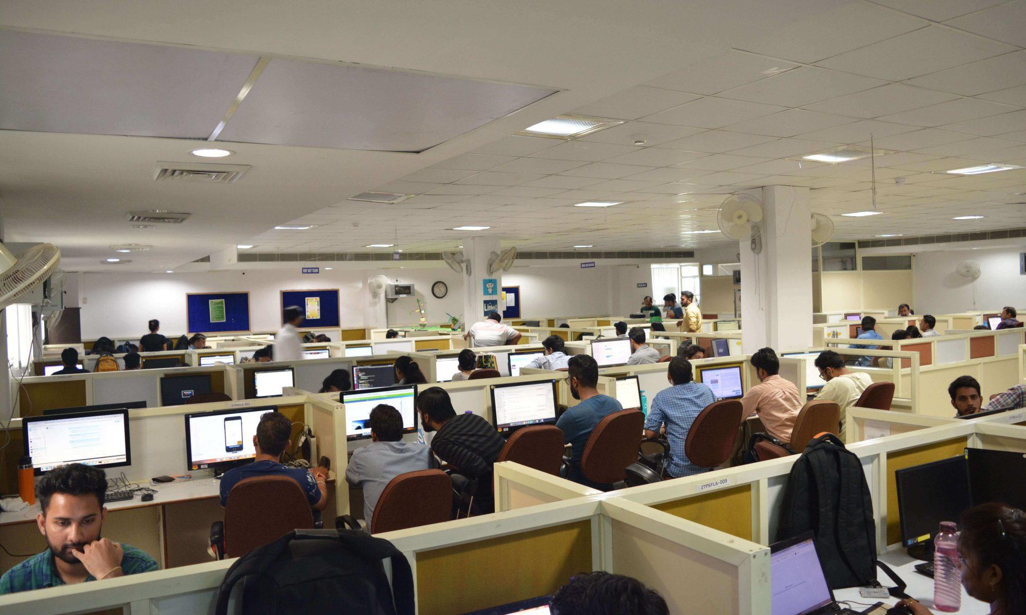 Working Atmosphere